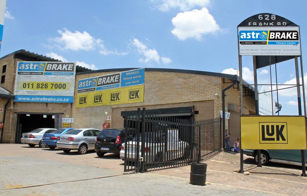 clutch fitment centre