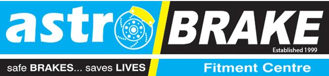 Astro Brake Clutch Fitment Centre Logo
