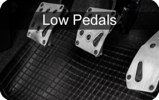 Low Pedals
