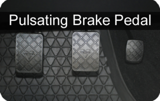 Pulsating Brake Pedals
