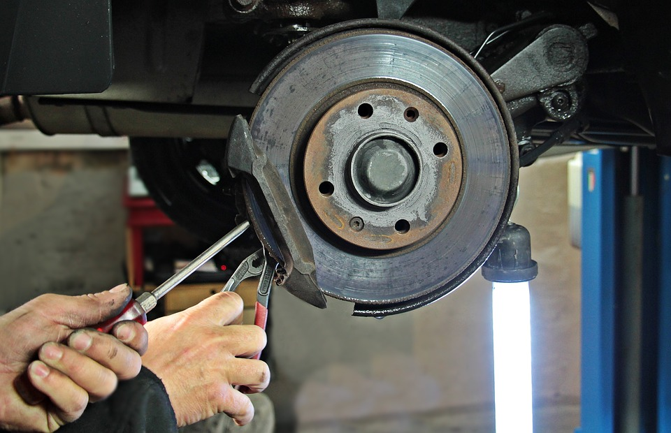 Brake Disc Services